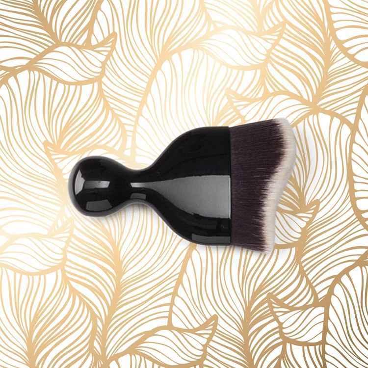 pennello ergonomico in plastica
