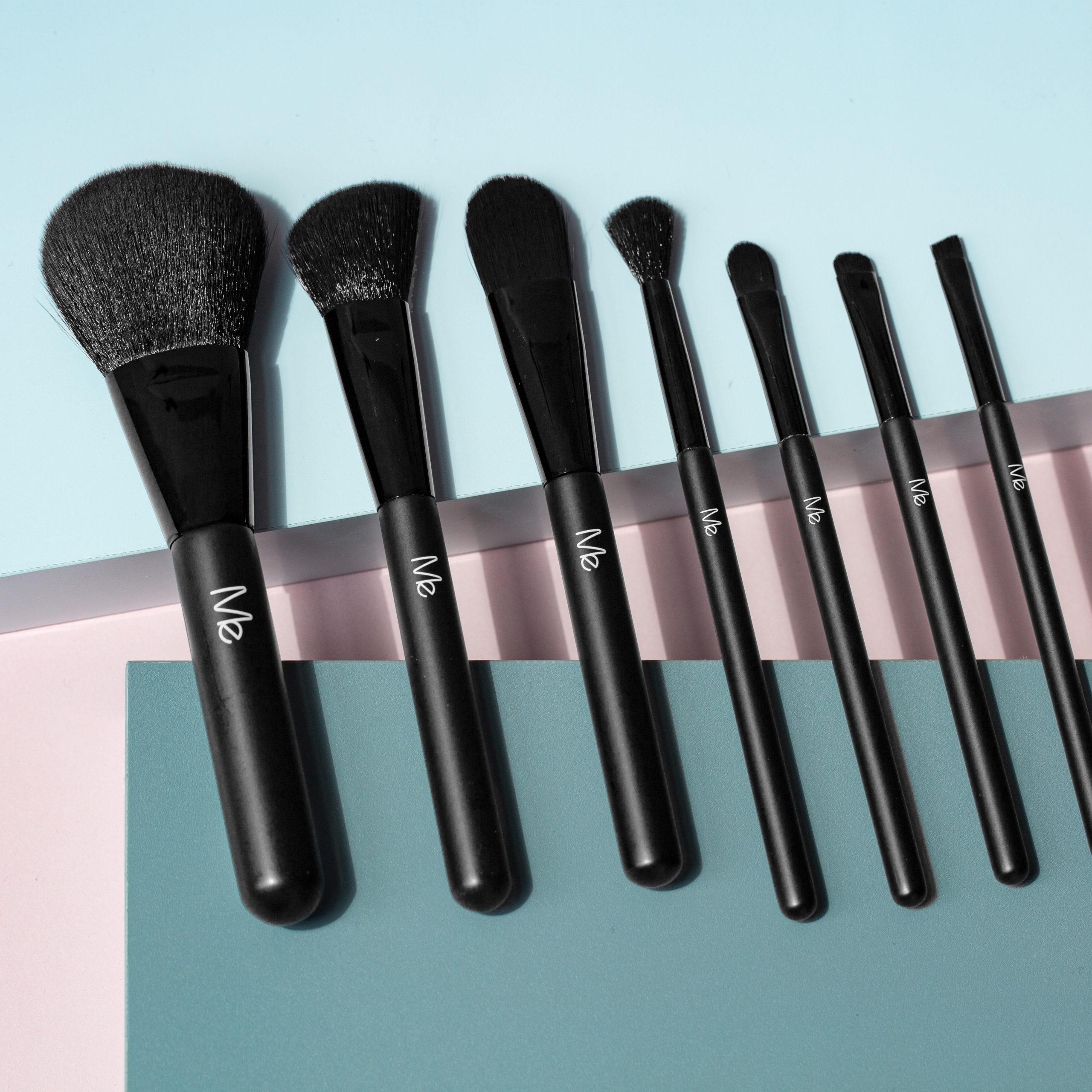 make up brush set pennelli