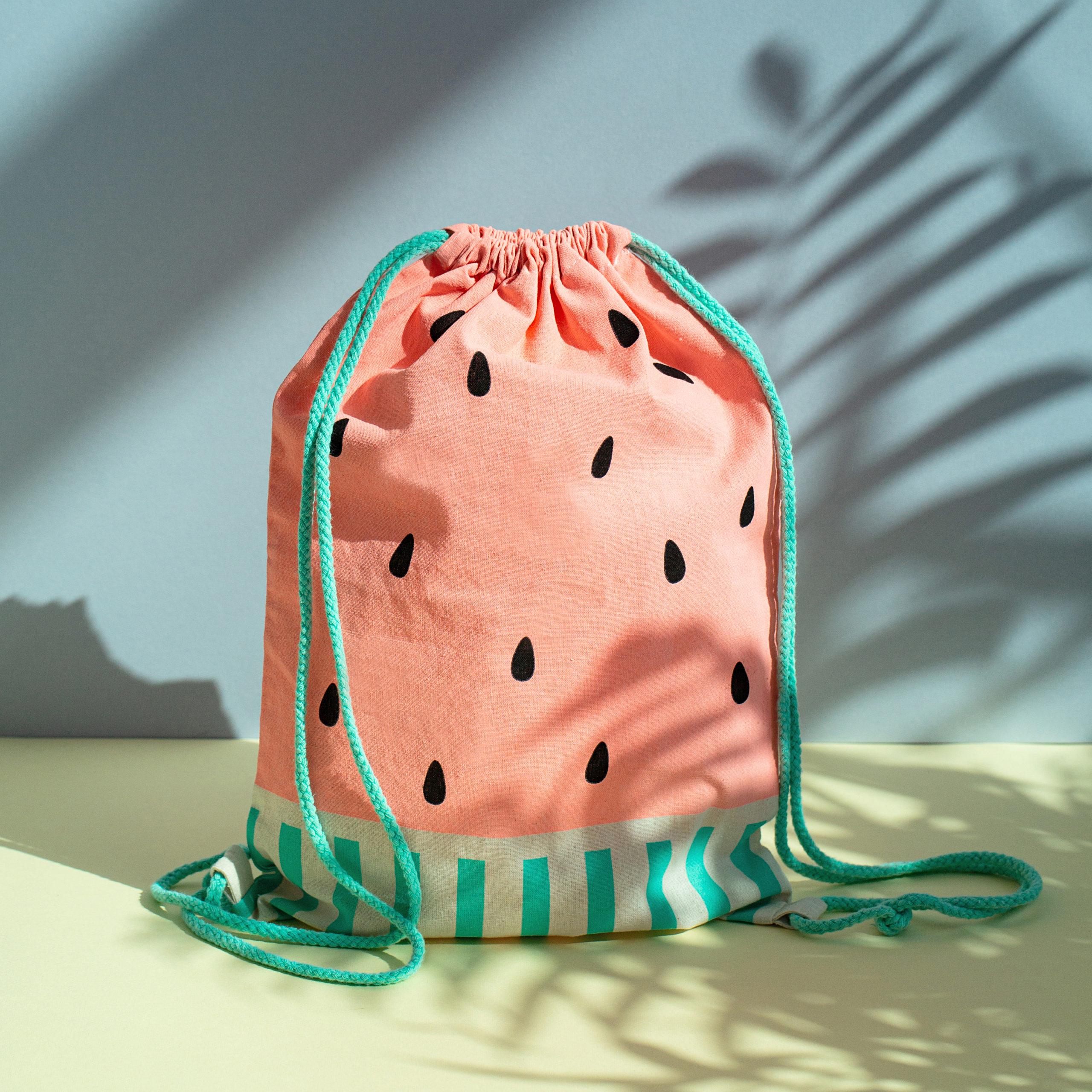 zainetto spiaggia beach backpack