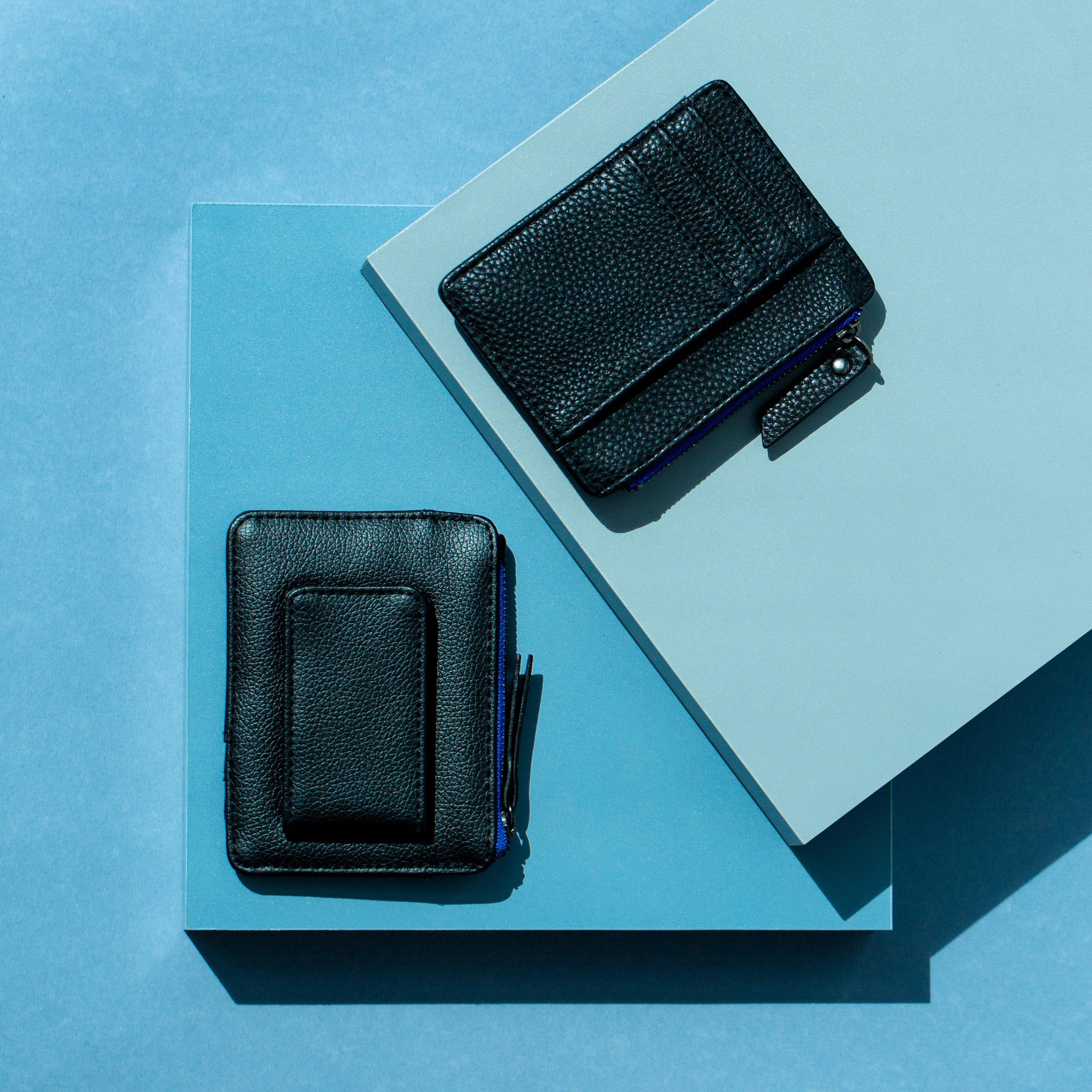 Men wallet card holder portafoglio uomo