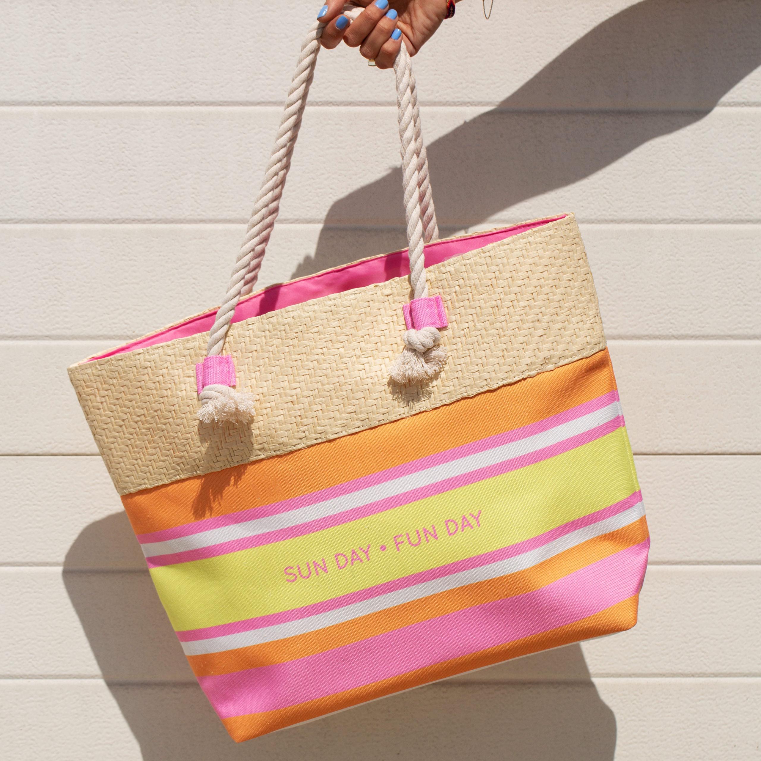 beach bag borsa spiaggia