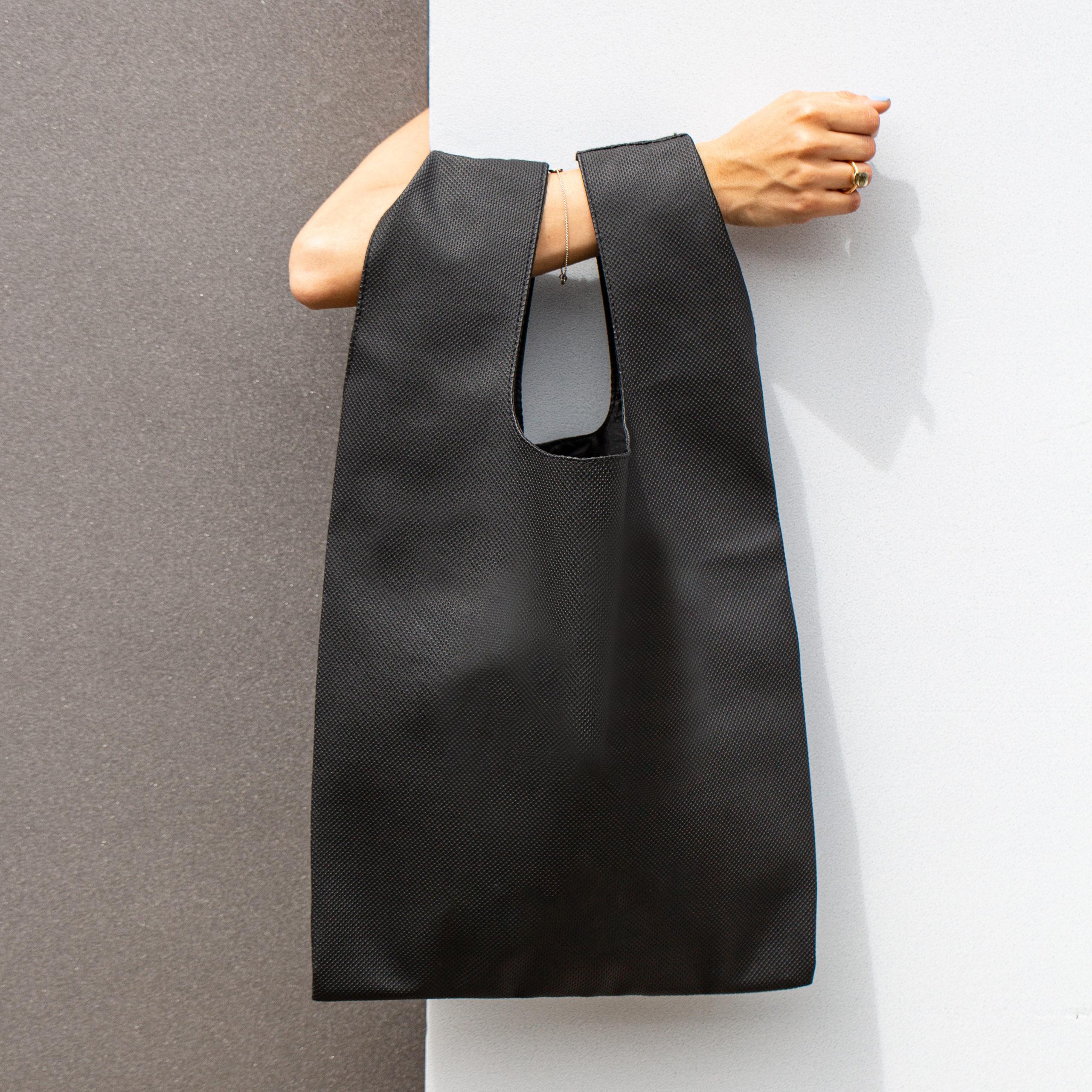 PVC shopper bag borsa